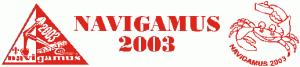 logo Navigamus 2003